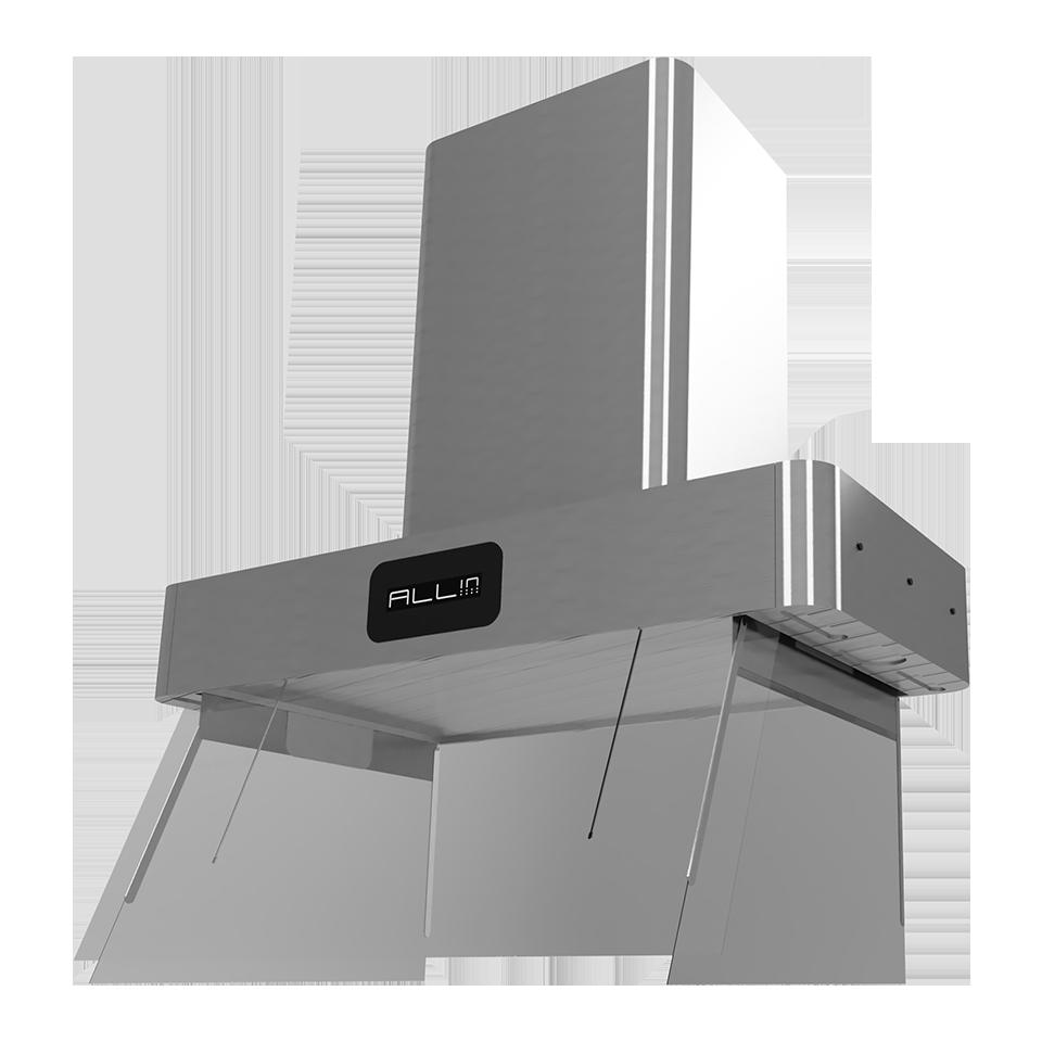ALLin Kitchen Ventilation kitchen extractor fan